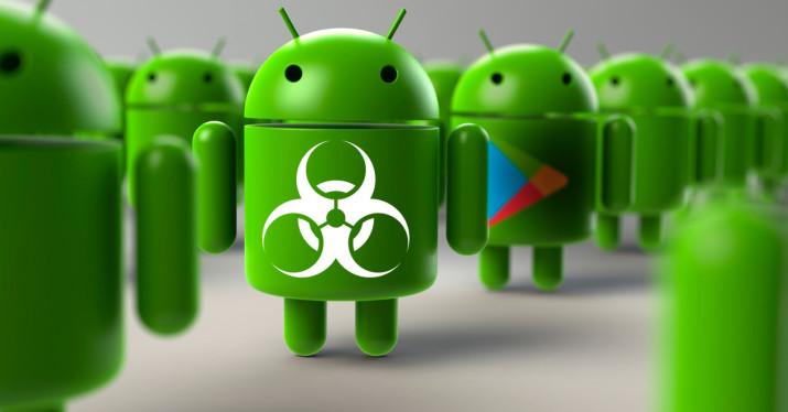 Estas son las más de 100 aplicaciones infectadas con malware en GooglePlay